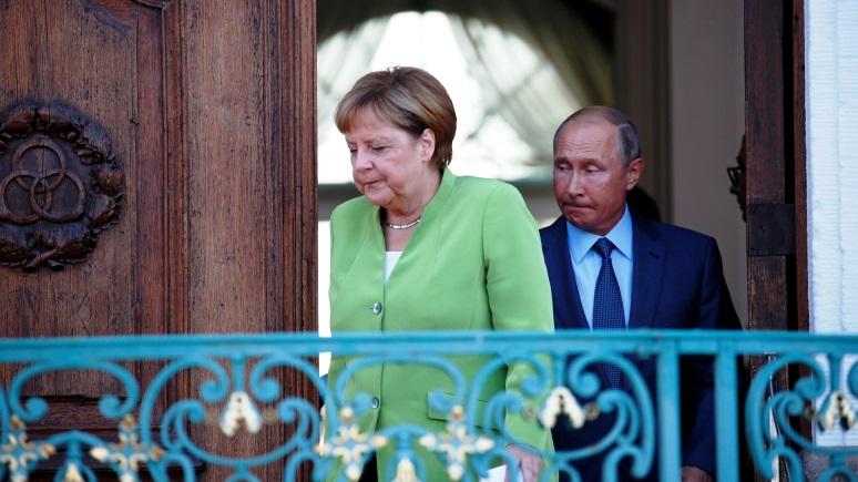 Advance: преемник Меркель наверняка сблизится с Россией на почве антиамериканизма