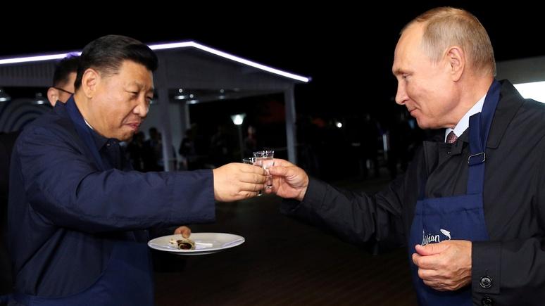 Neues Deutschland: в России наступает «тихоокеанская эпоха»