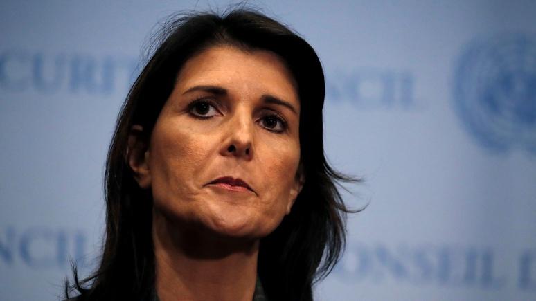 WP: Вашингтон обвиняет Москву во внесении поправок в доклад СБ ООН о Северной Корее