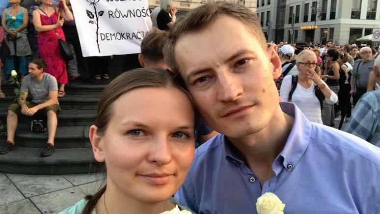 wPolityce: Германия против Польши — она приняла депортированную украинку у себя