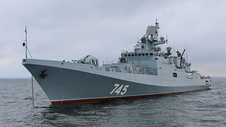 Economic Times: Индия собирается купить у России 4 фрегата на сумму $2,2 млрд