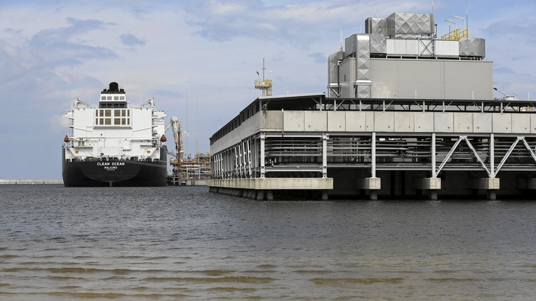 Bild: США спешат занять немецкий рынок газа, чтобы покончить с монополией «Газпрома»