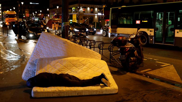 «Наркотики, кражи и драки» — Le Figaro рассказала, как живёт север Парижа после открытия инъекционного центра