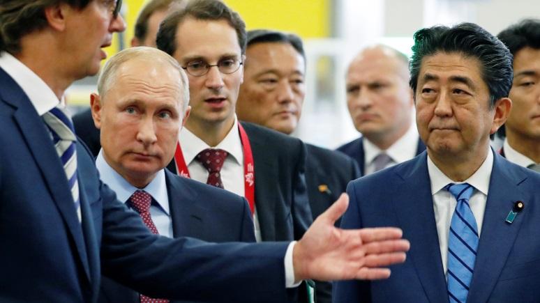 Sankei: русские не начнут настоящие переговоры, пока Япония не заставит себя уважать