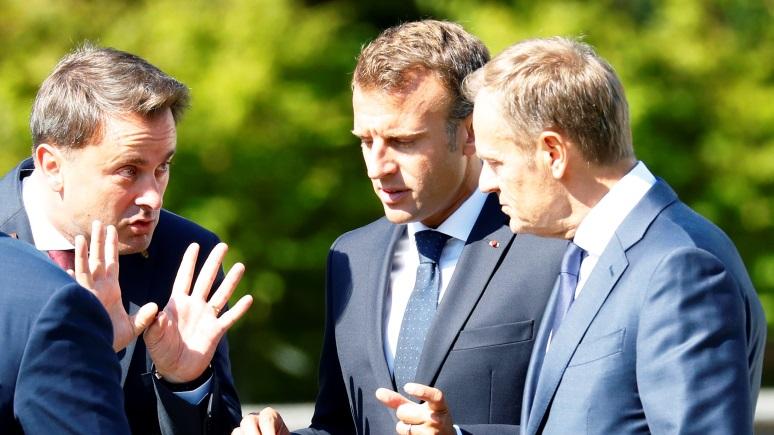 Le Figaro: кризис Европы перед лицом мировых угроз подтверждает кризис демократии