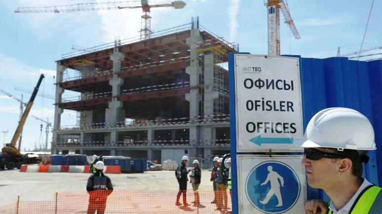Sabah: благодаря нормализации отношений турецкие компании активно «строят» Россию