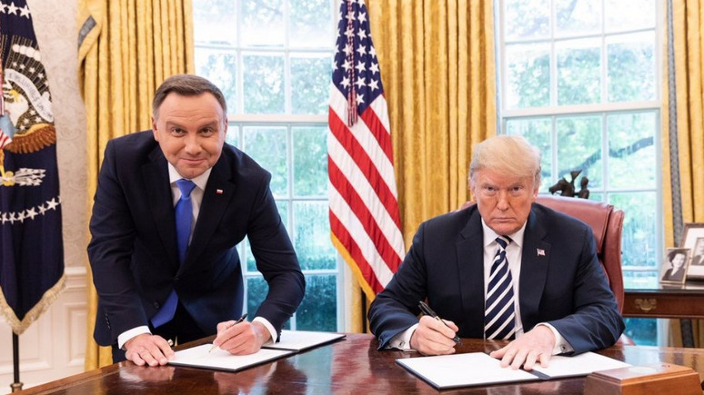 Gazeta Wyborcza: «Ни один западный партнёр уже не воспринимает Польшу всерьёз»