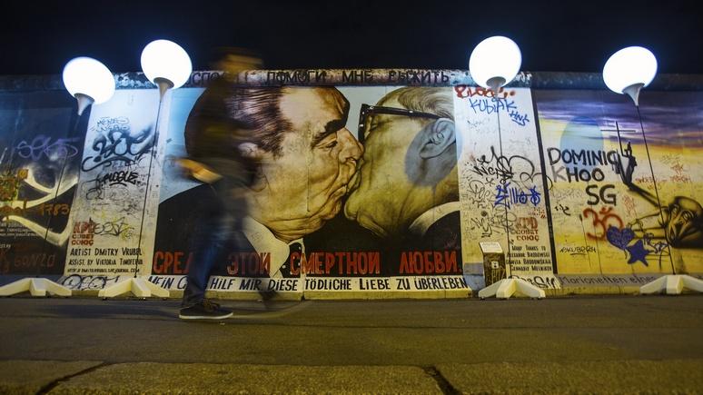 Der Spiegel: власти Берлина нашли повод запретить строительство новой стены
