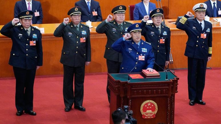 Duowei News: Китай возмущён санкциями США за оборонные сделки с Россией