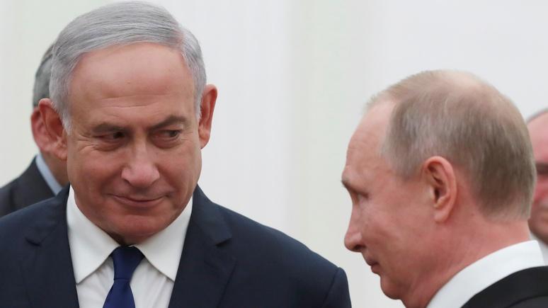 Депутат Кнессета: обвинения России в адрес Израиля — способ показать, что в Сирии появились «новые правила»