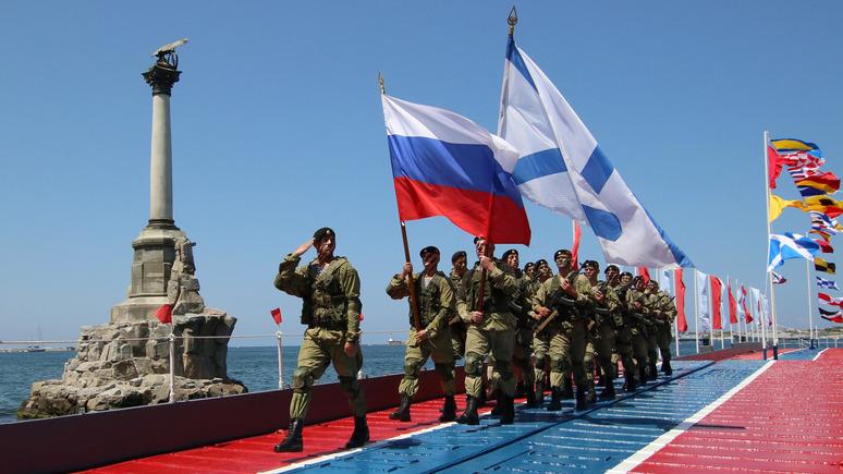 Stratfor: Украина и Россия переносят конфликт в Азовское море