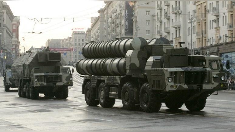 WSJ: отправляя С-300 в Сирию, Путин вновь стремится досадить США и их союзникам