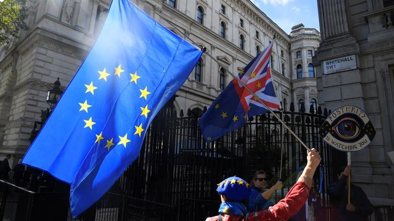 Independent: британцам грозят «бюрократические кошмары», если Лондон и ЕС не договорятся по брекситу