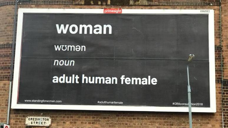Times: британские феминистки и трансгендеры не сошлись в толковании слова «женщина»
