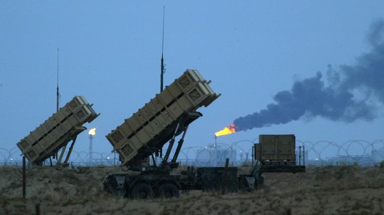 WSJ: с оглядкой на Россию и Китай США возвращают комплексы Patriot с Ближнего Востока