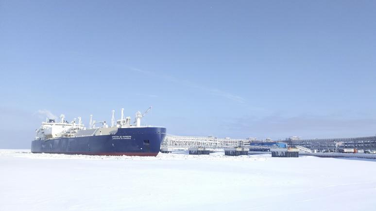 Capital: Россия возлагает большие надежды на Северный морской путь