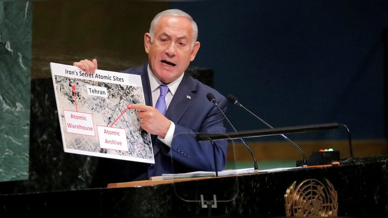 Guardian: Нетаньяху нашёл у Ирана «секретный ядерный склад» и обвинил Европу в «умиротворении»