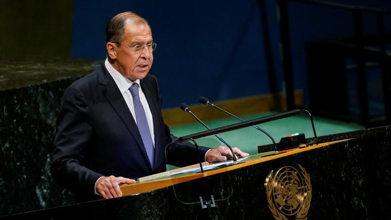 Business Insider: Лавров обвинил США в подрыве международных соглашений