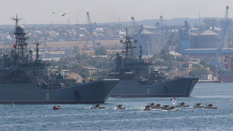 NI: Россия «больше не будет штурмовать пляжи»