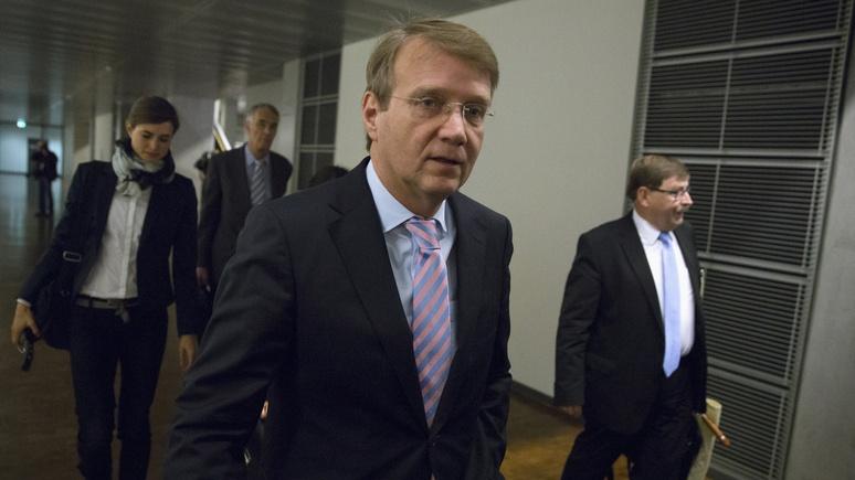 Председатель «Петербургского диалога»: ослаблять санкции против Москвы сейчас было бы неправильно