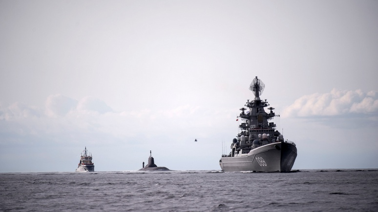 BarentsObserver: Россия поигрывает мускулами перед началом масштабных учений НАТО