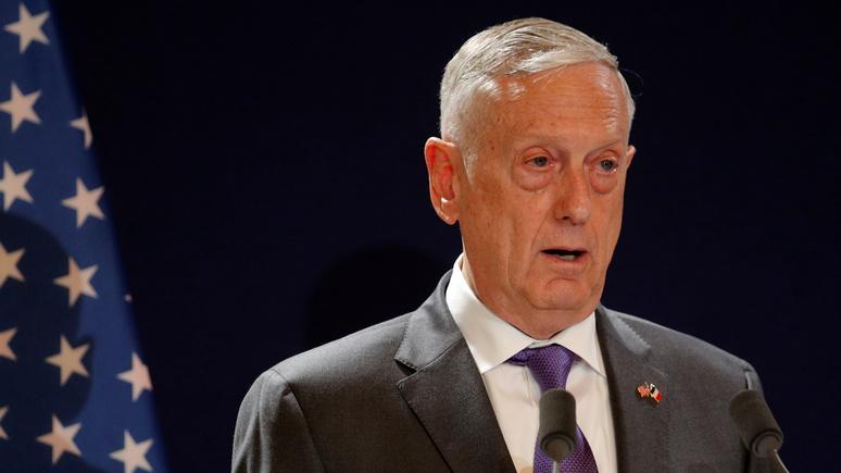 WT: Мэттис назвал «неприемлемым» создание Россией крылатой ракеты с ядерным двигателем