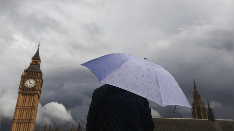 Independent: глобальное потепление грозит Лондону затоплением