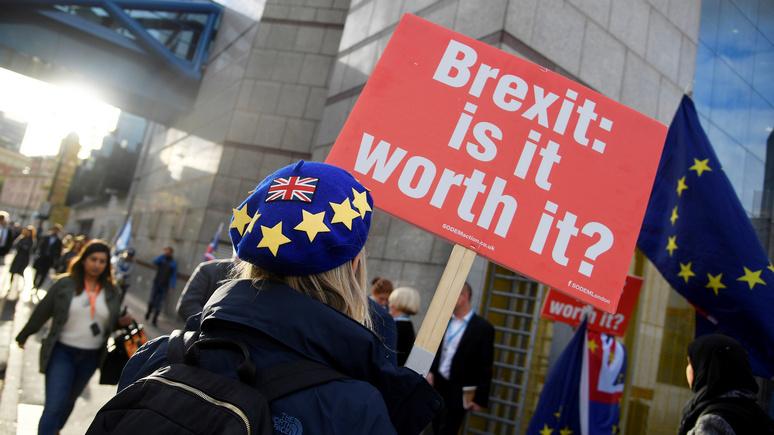 Frankfurter Allgemeine: брексит поможет Великобритании залечить старые раны