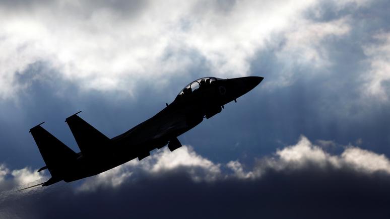 Aviationist: американские F-15 помогут Украине с «Чистым небом»