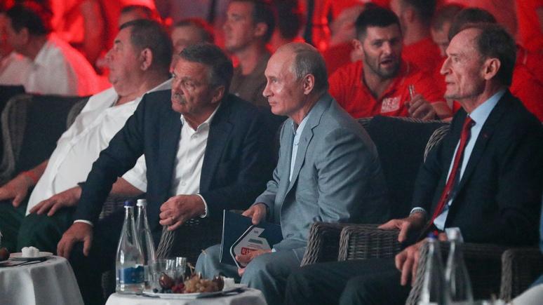 Почётный член МОК: из-за демонизации Путина никого не интересует наследие Игр в Сочи