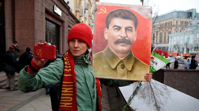 Times: «впервые слышу» — половина российской молодёжи в полном неведении о сталинских чистках