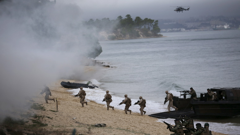 N-TV: НАТО собирает мощный «Единый трезубец», но Россию просит не беспокоиться