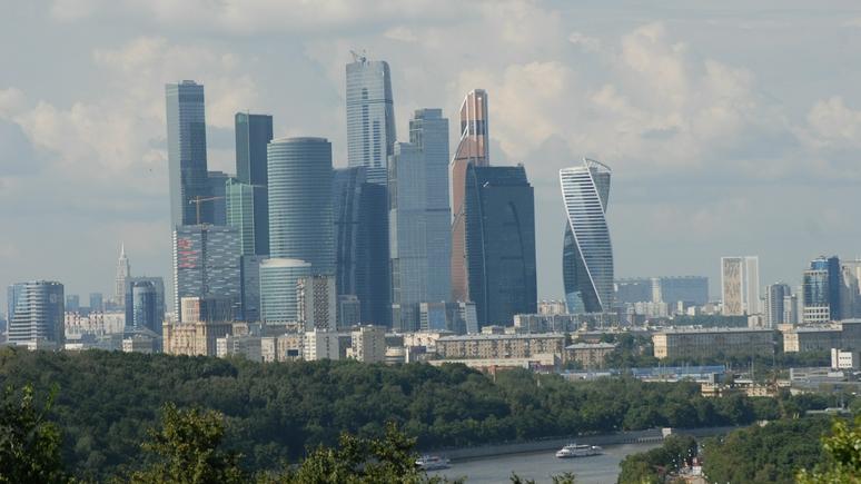 Welt: по богатству государства Россия в лидерах, а Германия — среди отстающих