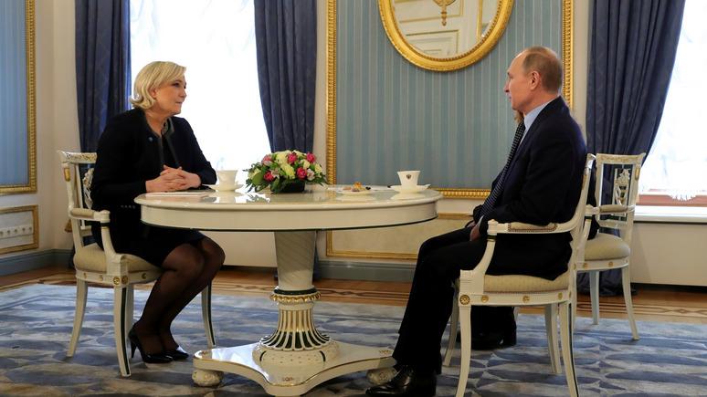 Stratfor: политические интриги стали частью российской стратегии гибридной войны