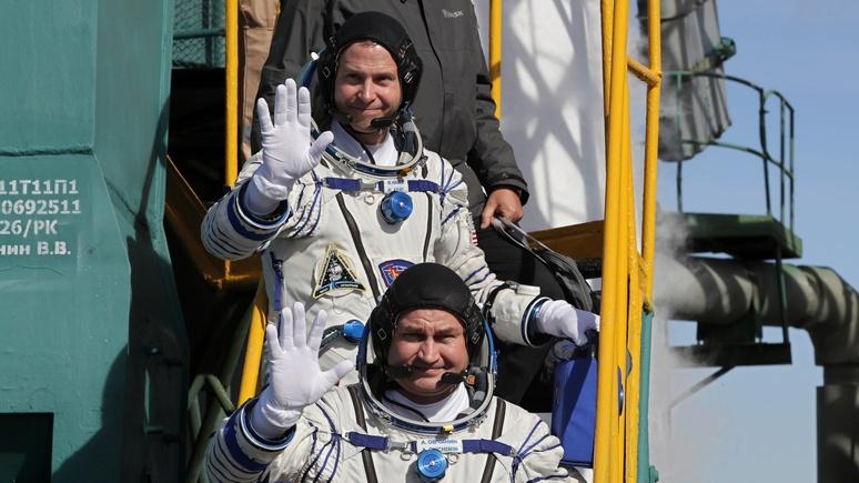 Welt: неудачный запуск не должен помешать дружбе России и США в космосе