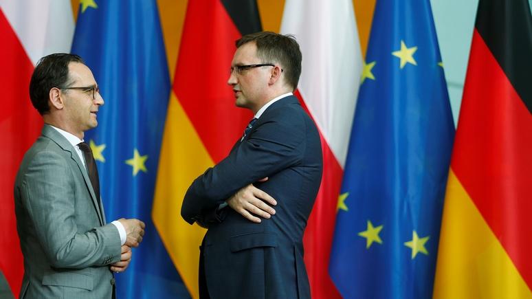 N-TV: Польша и Европа не сошлись в представлениях об основных правах человека