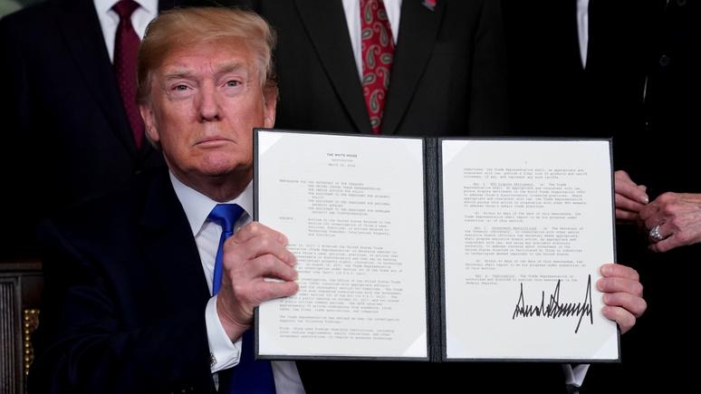 Обозреватель AT: принимая новые санкции против Ирана, США действуют в одиночку