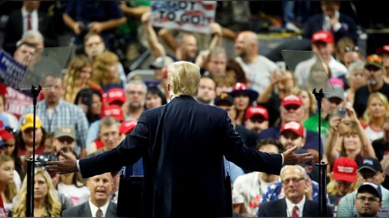 HuffPost: Трамп останется на второй срок из-за расистской избирательной системы в США