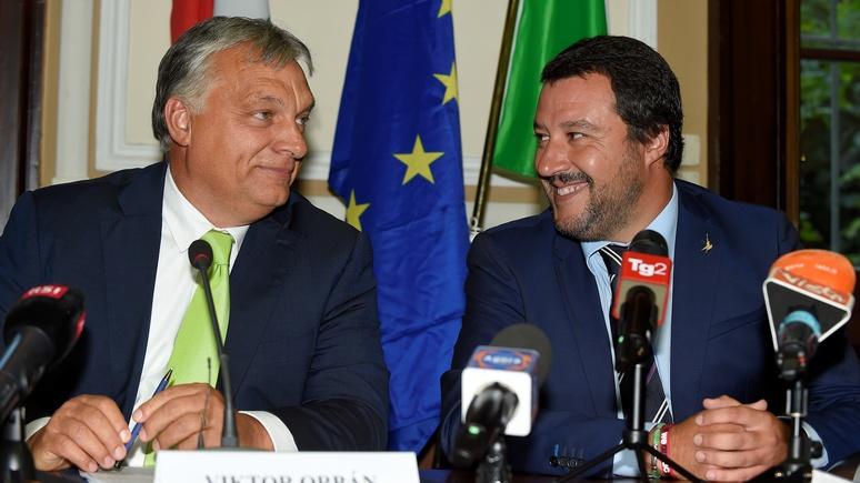Contra Magazin: Италия объявила ЕС войну, способную привести к его краху