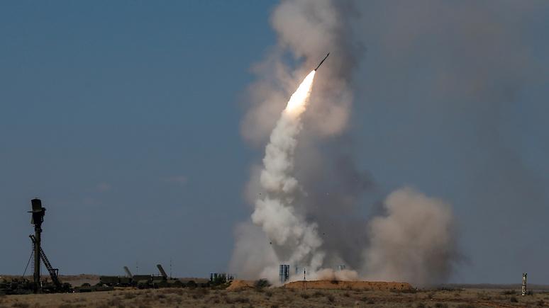 Dagens Nyheter: российские С-300 грозят новым обострением на Ближнем Востоке