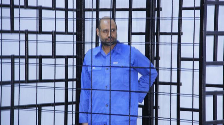 Klassekampen: сын Муаммара Каддафи намерен побороться за власть в Ливии