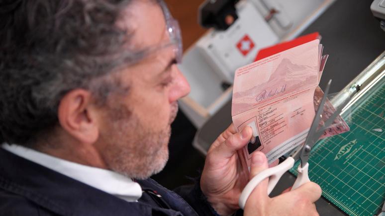 Еврокомиссар по вопросам юстиции: «золотые паспорта» угрожают безопасности Европы