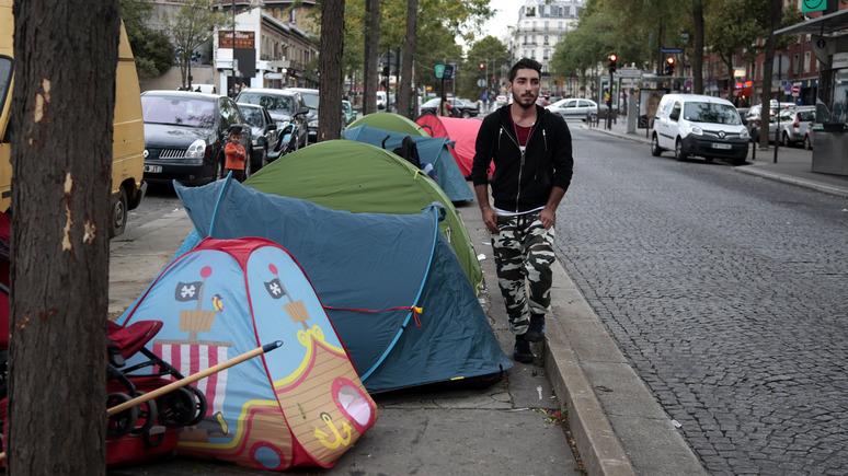 Libération: миграция — это плата цивилизации за глобализм
