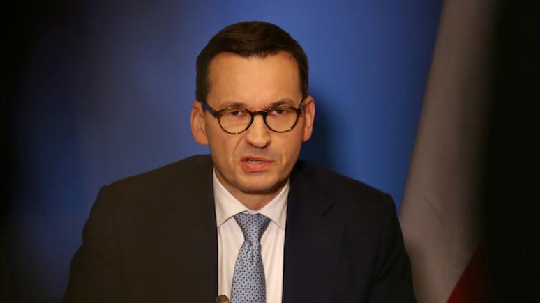 Премьер Польши: благодаря контрактам с США мы не окажемся в российских газовых наручниках