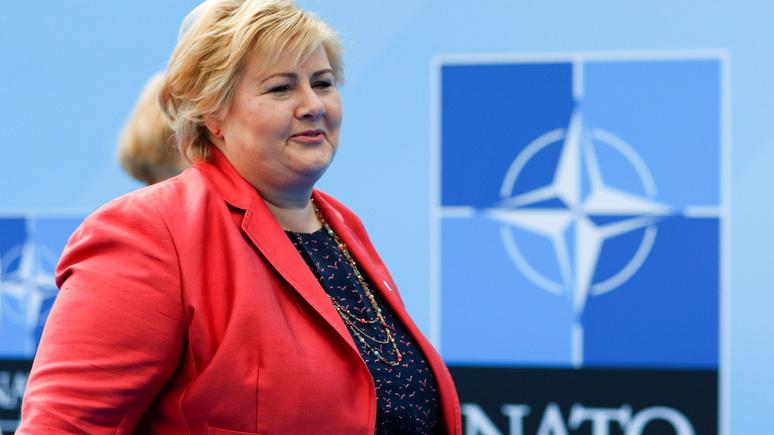 Der Tagesspiegel: премьер Норвегии намекнула Москве — того, кто свяжется с НАТО, ждут серьёзные последствия