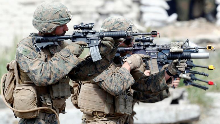 Military Times: почти половина американских военных ждёт скорого начала большой войны
