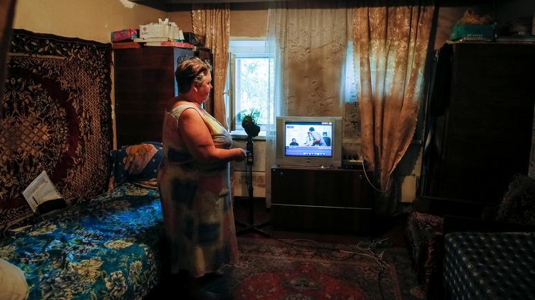 Голос: более половины украинцев против запрета российских каналов и фильмов