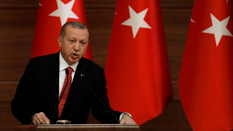 Le Figaro: Эрдоган пригласил Москву, Берлин и Париж обсудить будущее Сирии