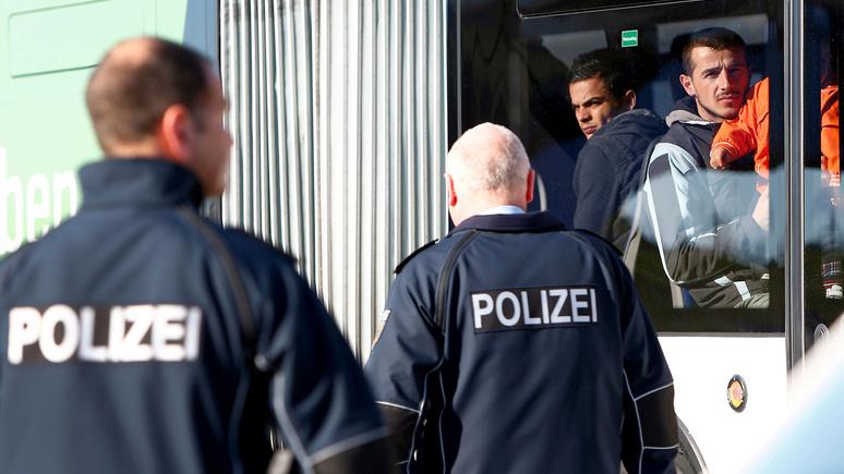 Welt: приток мигрантов остаётся серьёзным вызовом для Германии