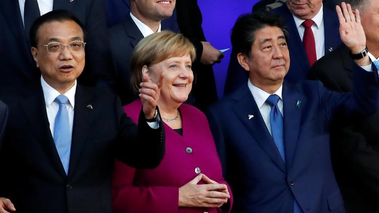 WiWo: Китай не заменит Европе Америку — ему чужды европейские ценности